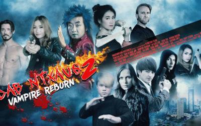 Vampire Reborn Premiered November 18