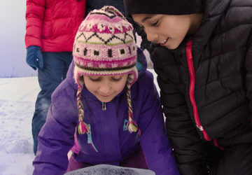 Winter Fun At A Minnesota State Park Start The Season Early With A New Year's Candlelight Walk