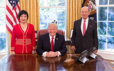 President Donald J. Trump Recognizes Minority-Owned Businesses