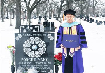 Brian Vangtou Xiong, A Hmong American Success Story