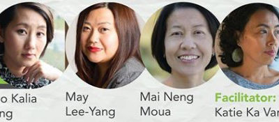 Hmong Women Writers Panel At Maplewood Library