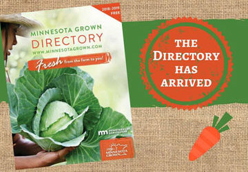Brand New Minnesota Grown Directory Now Available