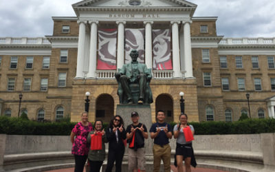 HCPA Students Take Part In Wisconsin Summer College Tour
