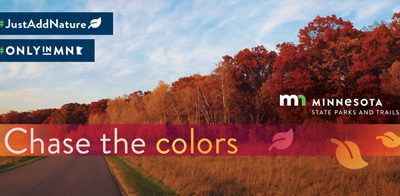 Chase The Fall Colors In Minnesota-Explore Minnesota and Minnesota State Parks and Trails Launch Weekly Fall Color Report