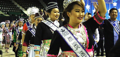The 2019 Hmong American New Year At The State Fairgrounds