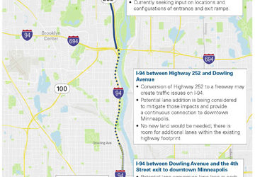 Highway 252/Interstate 94 Open House