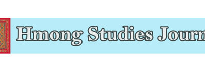 Volume 19, Issue 2 Of The Hmong Studies Journal Is Now Available