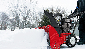 Snow Thrower Usage:  Questions To Help You Keep Safety In Mind