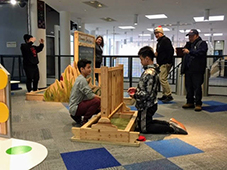 Minnesota Children's Museum And The Center for Hmong Arts & Talent Team Up On A New Experience: Games In The Landing