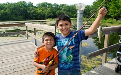 The Twin Cities Has It All – Including Lots Of Places To Fish!