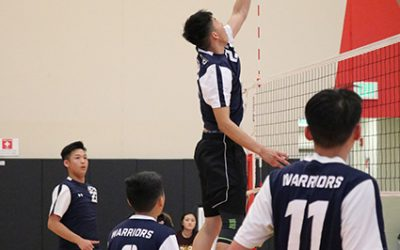 HCPA Boys' Volleyball Teams Wrap Up Second Season