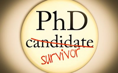 The Elusive Doctorate Degree:  If I Can Do It You Can Too