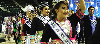 Celebrating The 21st Annual Hmong American New Year At The Minnesota State Fairgrounds