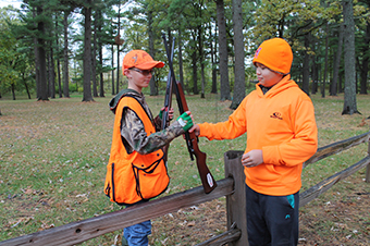 DNR Helps Hunters, Others Stay Safe While Enjoying The Outdoors
