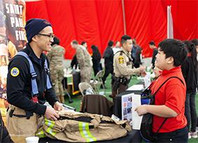 Hmong College Prep Academy Hosts Career Fair