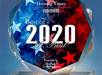 Hmong Times Receives 2020 Best of St. Paul Award – St. Paul Award Program Honors Their Achievement
