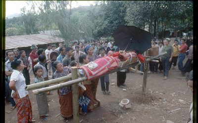 MINORS ASIA – #13 In A Series  For Hmong Times – Funeral Scenes