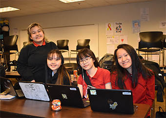 Hmong College Prep Academy's Robotics Team Continues Growth