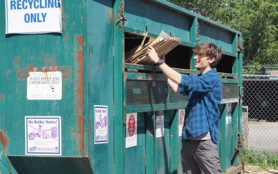 Recycle Smart While Getting Rid Of Excess Clutter