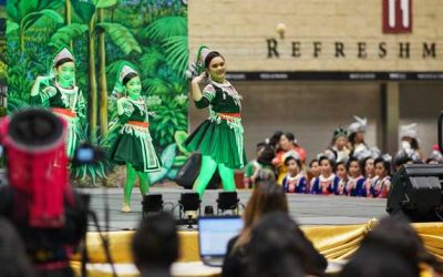 A Tribute To The Minnesota Hmong-American New Year At The St. Paul RiverCentre