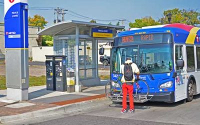 Help Metro Transit Imagine The Future Of Bus Service, Today