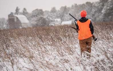Explore The Outdoors This Winter Hunting Minnesota Small Game