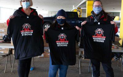 Hmong College Prep Academy Celebrates Warrior Strong