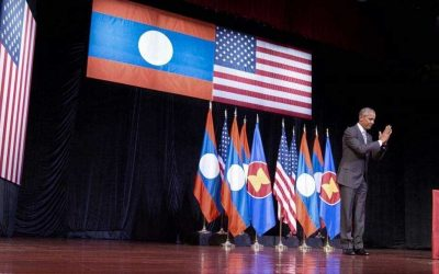 The Story Behind Obama's Speech To The People Of Laos