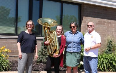 Vega Productions Continues Support Of HCPA Band Program