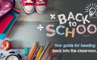 Back-To-School Preparation