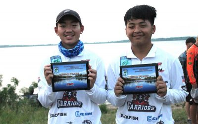 Hmong College Prep Academy's Bass Fishing Team Finds Success On Lake Waconia